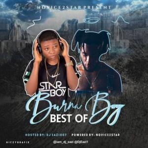 DJ Eazi007 – Best Of Burna Boy Songs 2019 Mixtape
