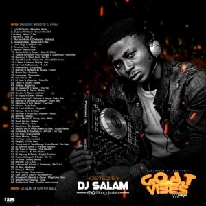 DJ Salam Naija & Foreign - Greatest Of All Time Vibes Mix