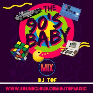 Foreign 90s Old School Dj Mix - HipHop & RnB