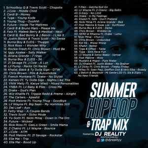 [Foreign Mixtape] Summer Hiphop & Trap DJ Mix