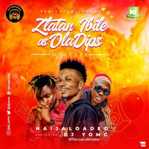 DJ Yom C – Best Of Zlatan Vs Oladips Mix