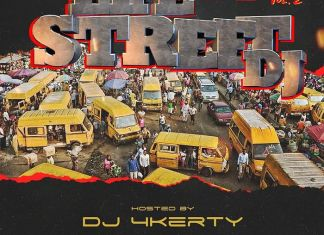 DJ 4kerty Latest Mixtape – Life Of A Street DJ Mix (Vol. 2)
