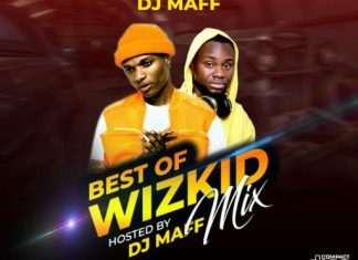 Best Of Wizkid Mixtape 2020 (Hosted by Dj Maff)