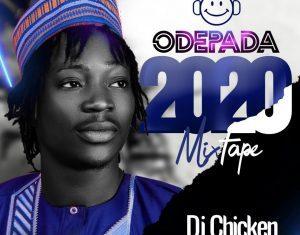 DJ Chicken Kukuruku – Odepada 2020 Mixtape