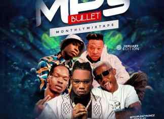 DJ PlentySongz – Mp3Bullet Monthly Mixtape (January 2020)