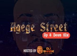 DJ Share – Agege Street (Up & Down Mix) 2020