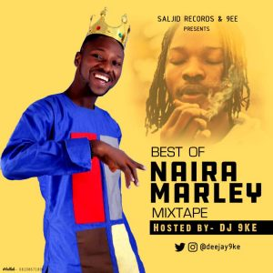 Dj 9Ke - Best Of Naira Marley (2020)