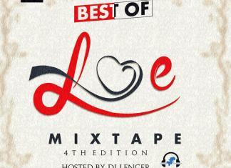DJ Lencer – Best Of Love Mixtape (Non Stop Nigeria Love wedding Love Songs)