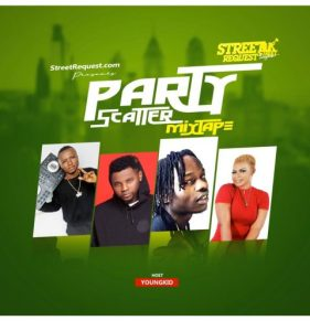 Dj Yungkid – Party Scatter Mix
