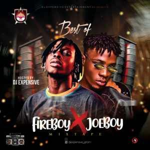 DJ Lummie - Best Of Fireboy DML & Joeboy