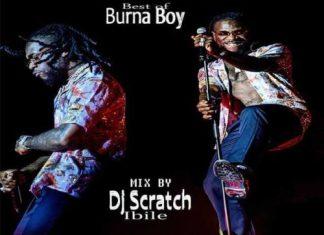 DJ Scratch – Best of Burna Boy Mixtape 2020