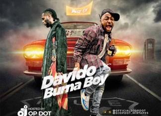 Davido Vs Burna Boy DJ Mix (Battle Of Hits Mix)