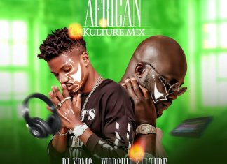 DJ YomC - Worship Kulture African AfroBeat Mix
