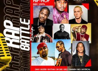 [Best Hiphop DJ Mix] Hip Hop Rap Battle Mix  Feat. Fatjoe x Nelly x Eminem x Dr Dre x Mac10 x Ja rule x Snoop Dogg x