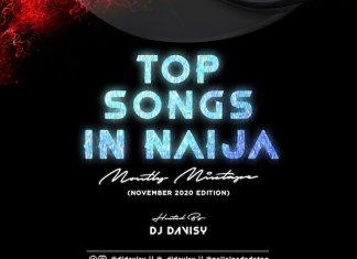 Naijaloaded Ft. DJ Davisy – Top Songs In Naija Mix (November 2020 Editon)