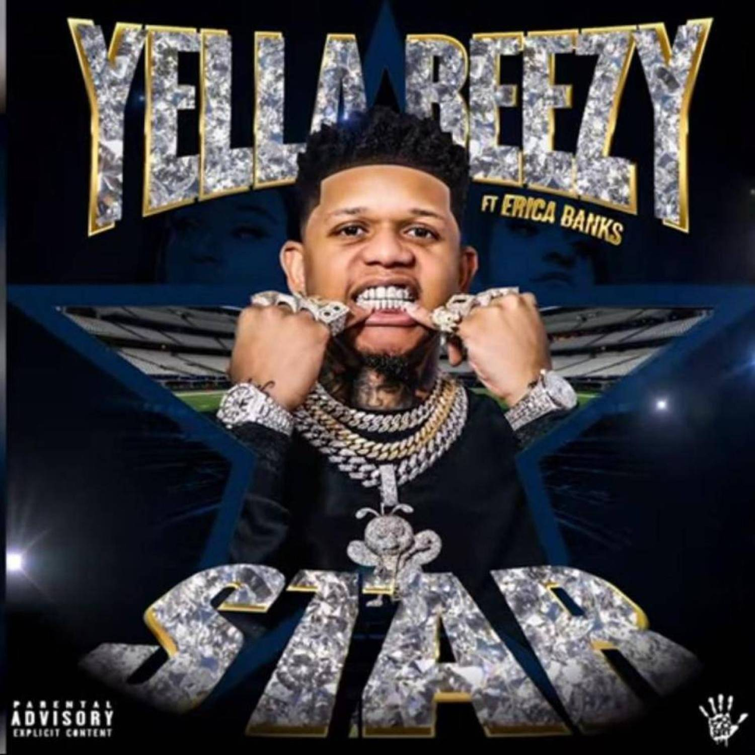 DOWNLOAD MP3: Yella Beezy – Star Ft. Erica Banks(Free MP3) AUDIO 320kbps
