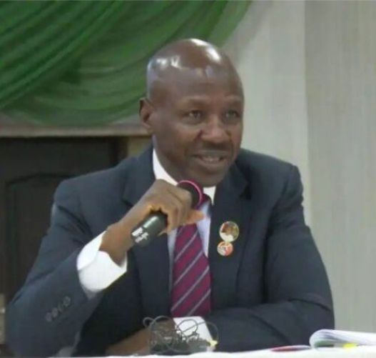 News: EFCC Boss - We Are Chasing Fraudsters And Not Musicians