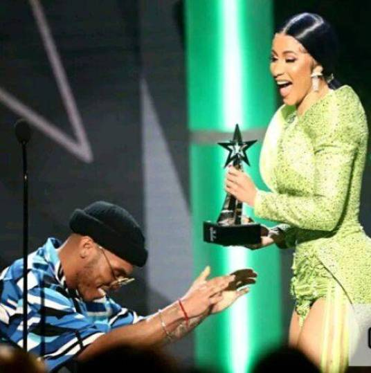 News: BET Awards Winners In Full – Cardi B, Migos and Burna Boy At Top prize