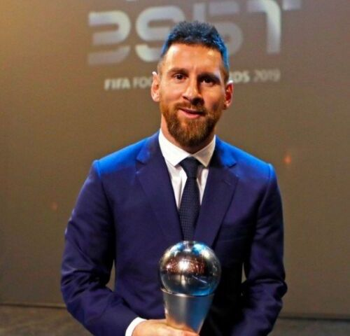 Fifa the best 2019