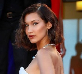 Bella Hadid world most beautiful woman