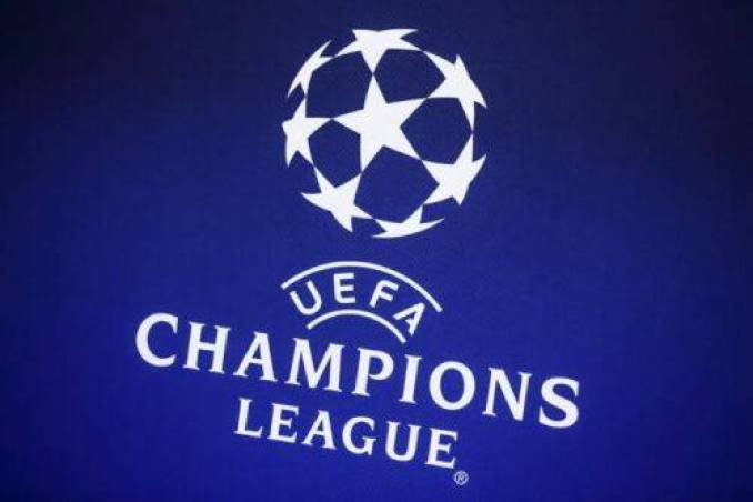 Sports: Round 16 Draw – Uefa Champions League 2019