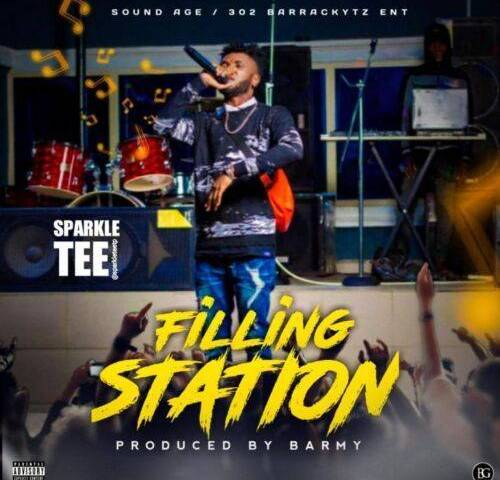 Sparkle Tee - Filling Station