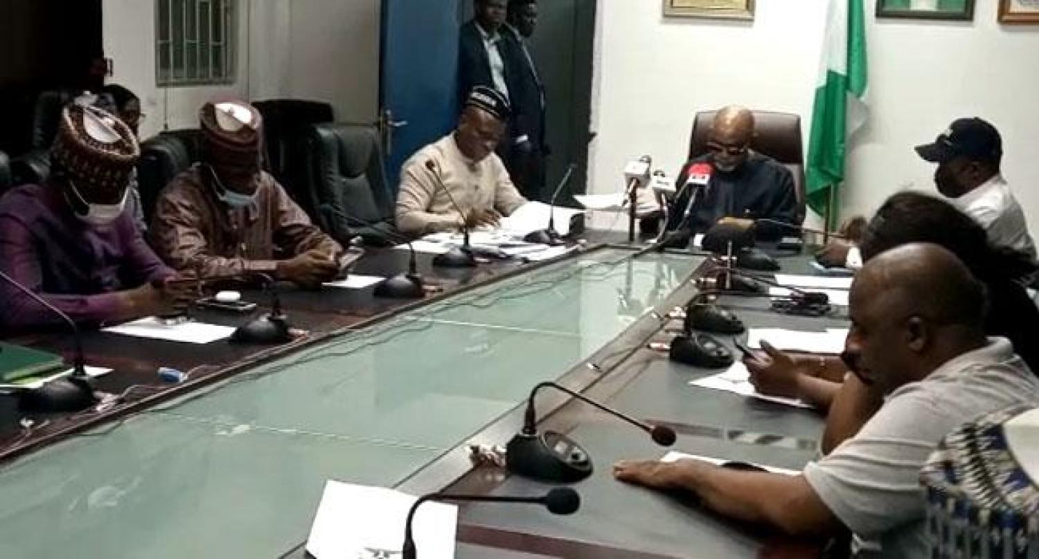 NEWS: FG Signs Agreement With Judiciary, Parliamentary Workers On Implementation Of Financial Autonomy (A MUST READ)