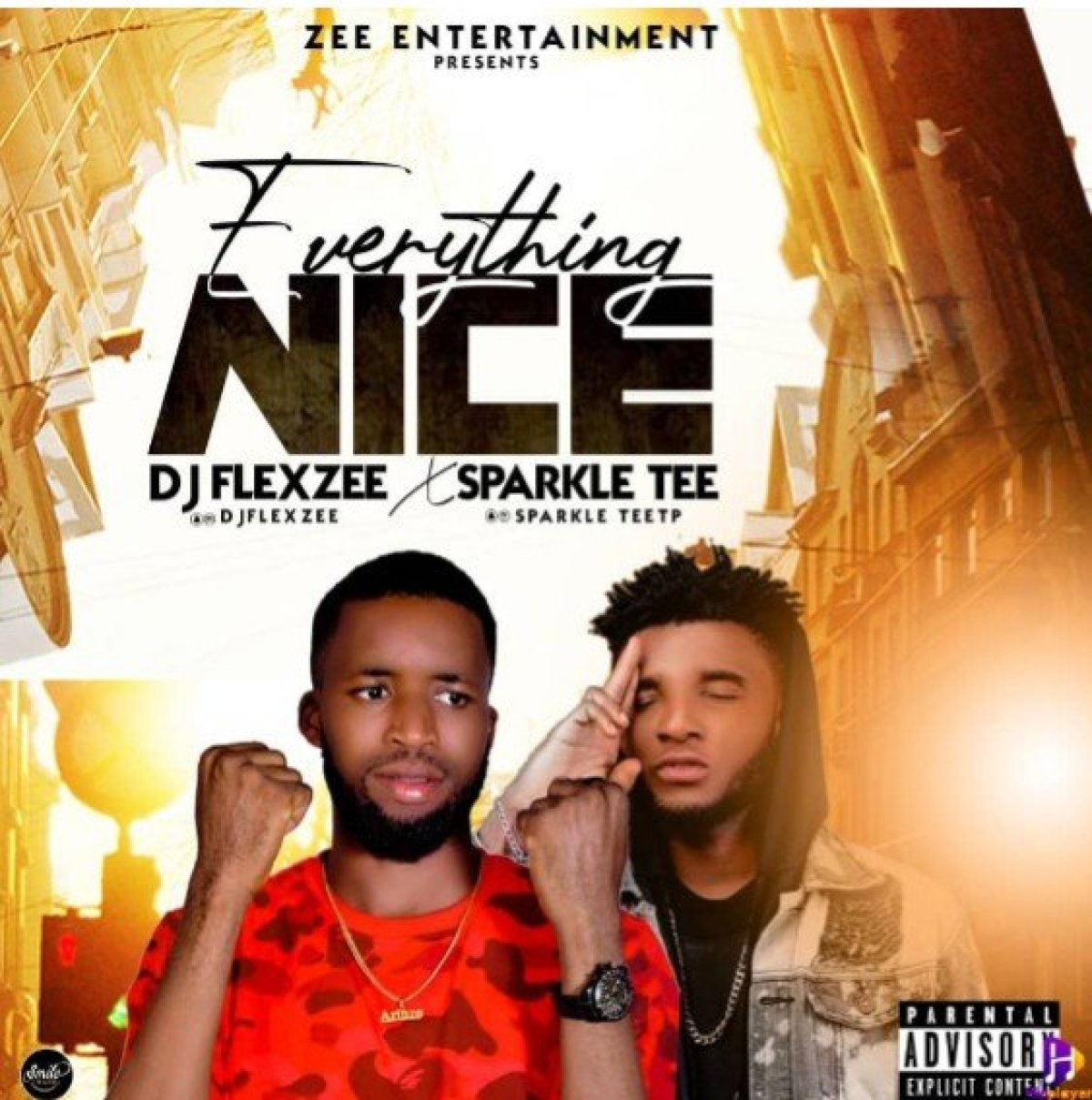 DJ Flexzee Ft. Sparkle Tee – Everything Nice MP3 DOWNLOAD FREE