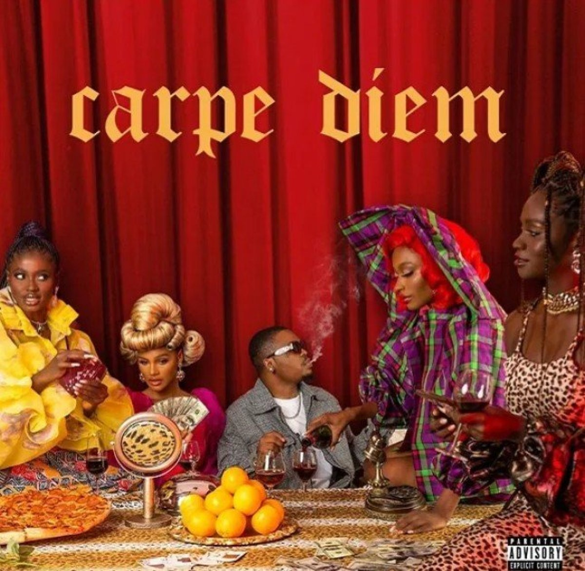 Olamide – Carpe Diem ALBUM DOWNLOAD FREE