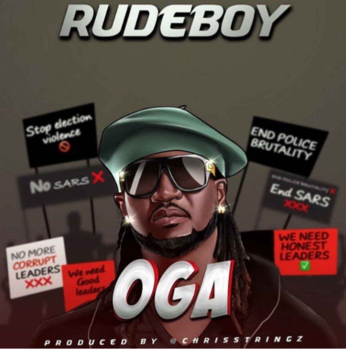 DOWNLOAD MP3: Rudeboy – Oga