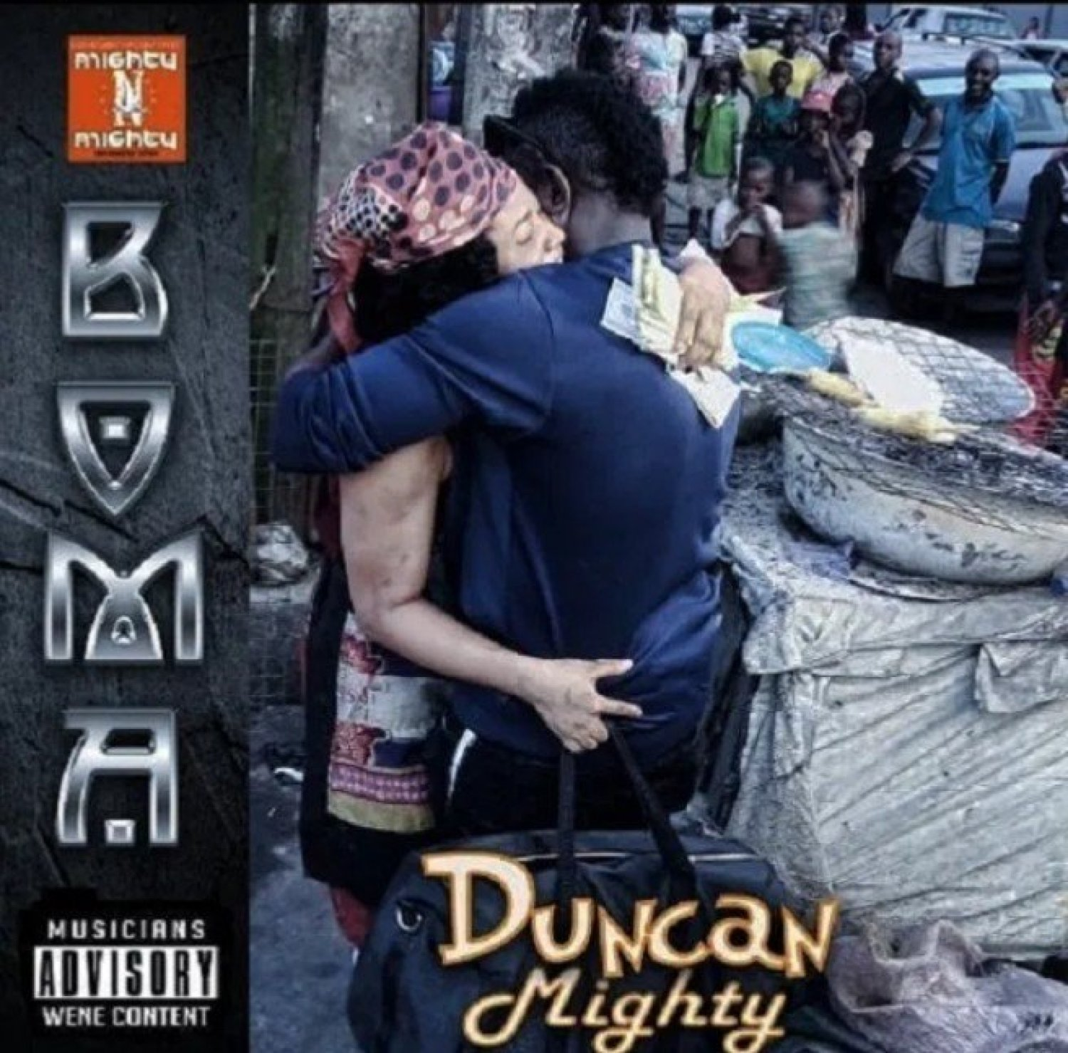DOWNLOAD MP3: Duncan Mighty – Boma