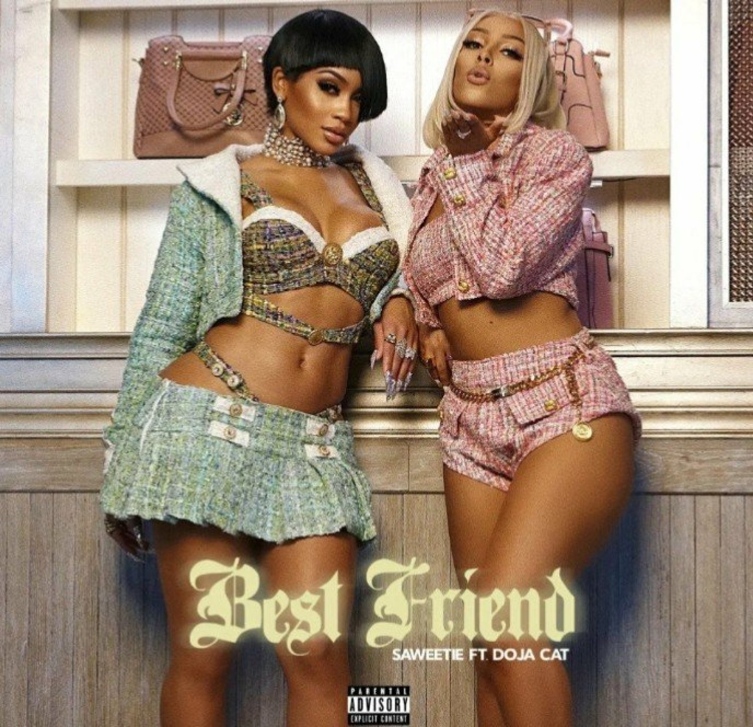 LYRICS: Saweetie Ft. Doja Cat – Best Friend