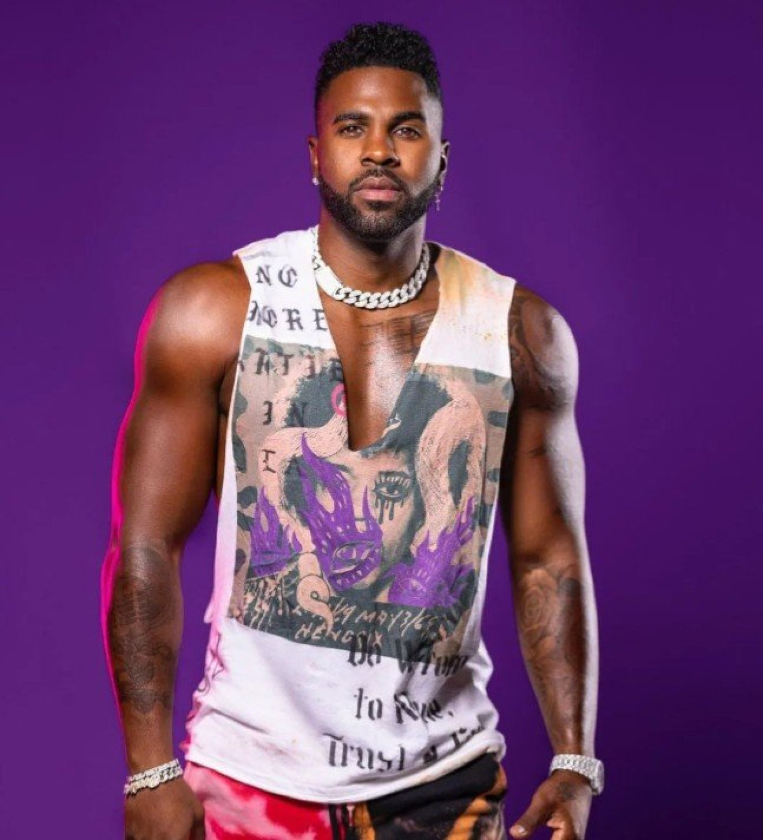 DOWNLOAD MP3: Jason Derulo – Love Not War (The Tampa Beat Acoustic Audio)