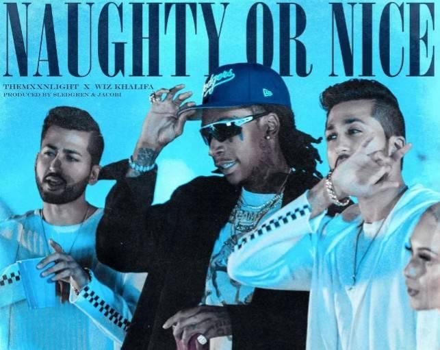 MP3: Themxxnlight – Naughty or Nice ft. Wiz Khalifa MP3 Download AUDIO 320kbps