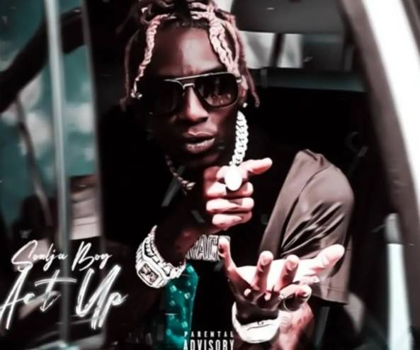Soulja Boy – Act Up MP3 Download