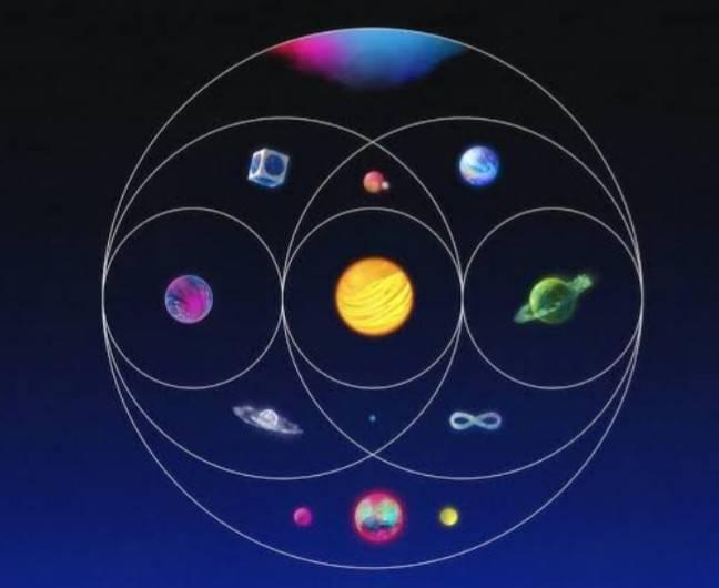 Download ALBUM: Coldplay – Music of the Spheres ZIP