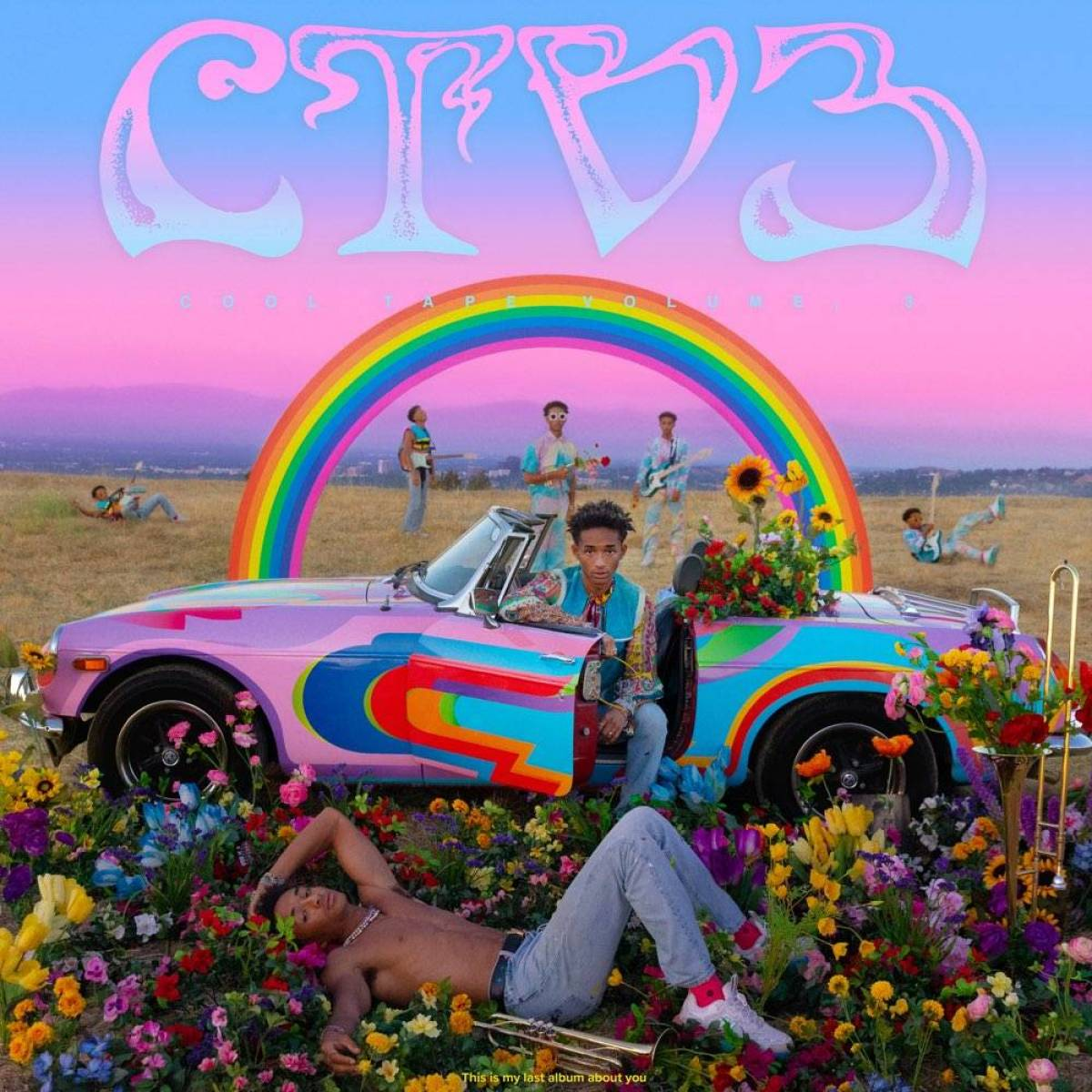 Download Album Jaden Smith – CTV3: Cool Tape Vol. 3