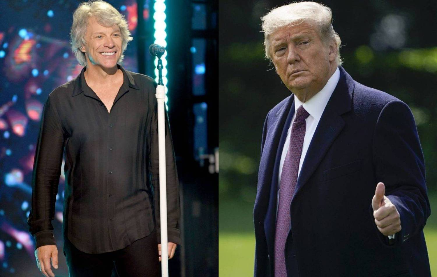 Jon Bon Jovi Reflects On 'Scarring' Trump Feud After Rival Bids To Buy NFL Team