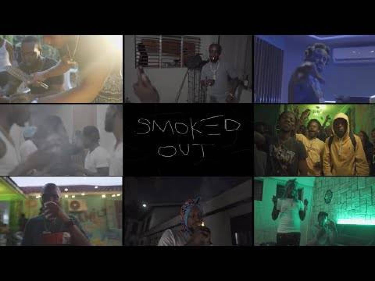 DOWNLOAD MP3: Popcaan – Smoked Out Freestyle Ft. Bakersteez