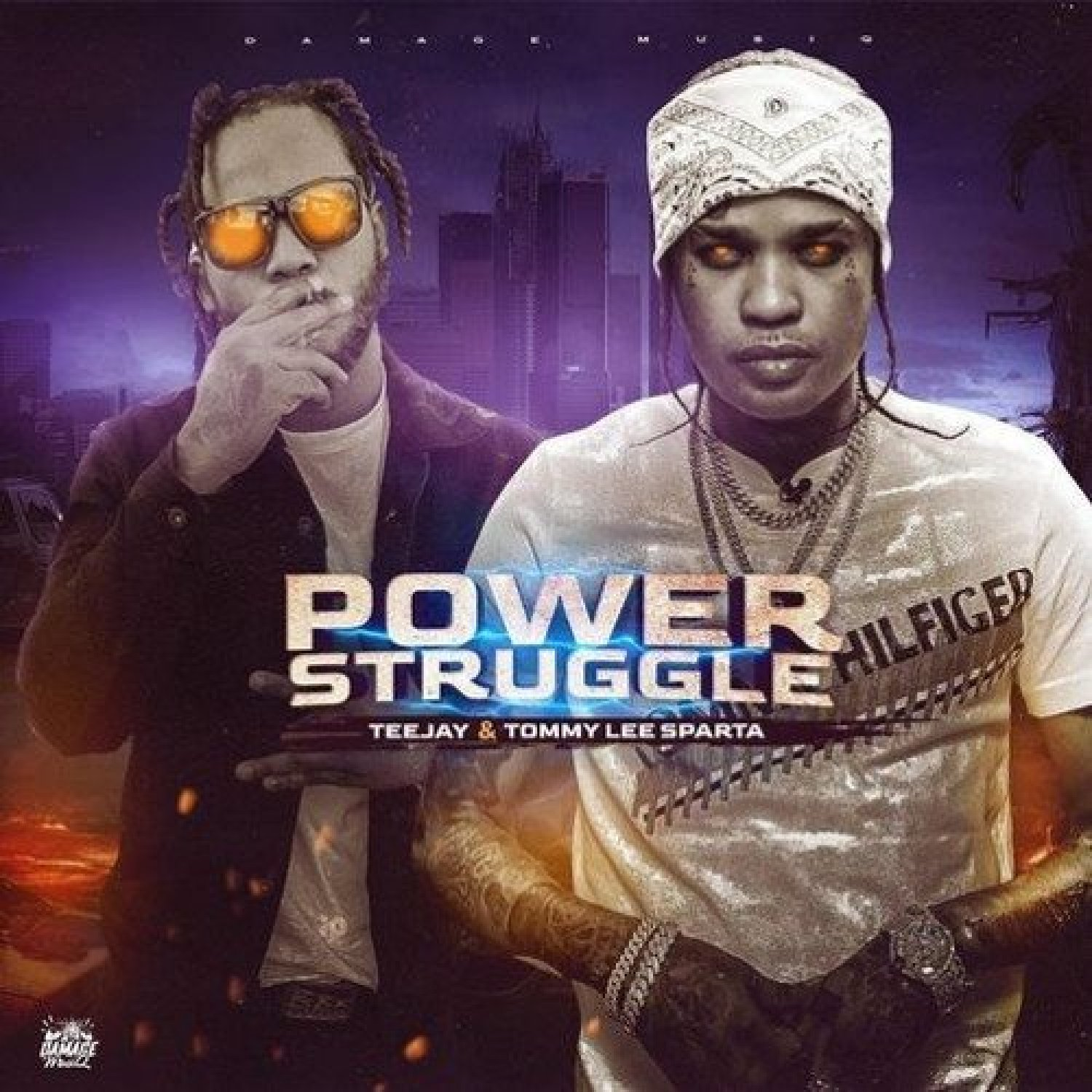 DOWNLOAD MP3: TeeJay & Tommy Lee Sparta – Power Struggle