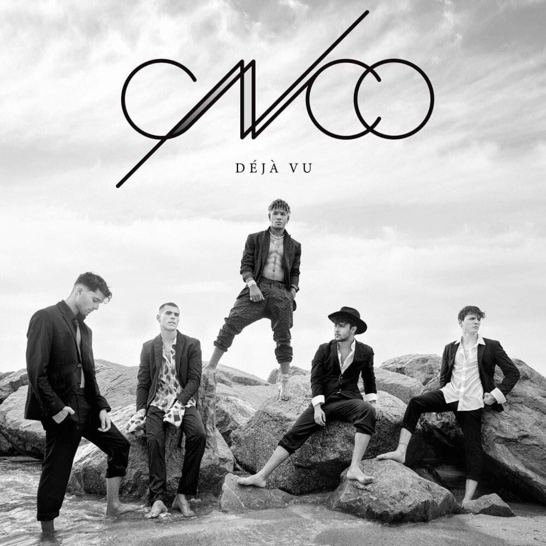 DOWNLOAD ALBUM: CNCO – Déjà Vu ZIP Full Album MP3