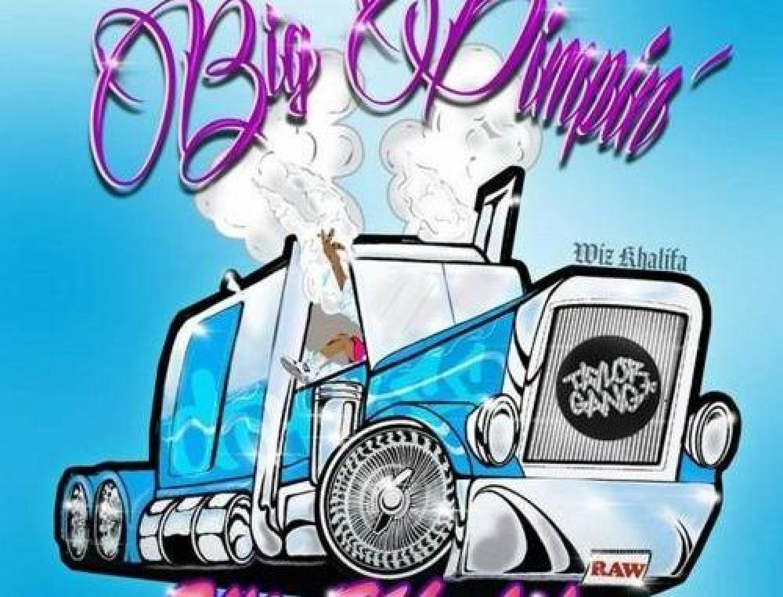 DOWNLOAD MIXTAPE: Wiz Khalifa – Big Pimpin AUDIO 320kbps
