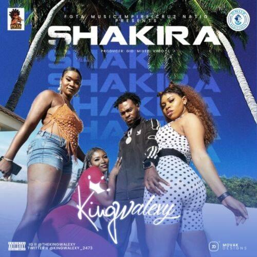 Download Mp3 KingWalexy – Shakira