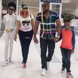 Actor, Bolanle Ninalowo, popularly known as Nino B, is a hunk of a man. With a well built physique, there is no doubt that he is the dream of many ladies. As a result of his handsome look, many have assumed that he is a playboy.