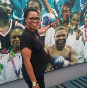 Chioma Ajunwa-Opara, MON (born 25 December 1970) – also known as Chioma Ajunwa – is a Nigerian former athlete who specialised in the long jump. After various setbacks in her career she achieved fam