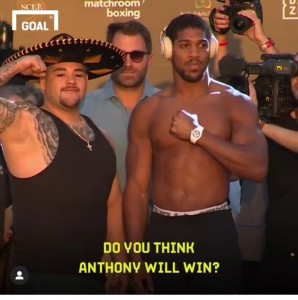 Not Going To Watch A. Joshua Is The Bad Thing About Taking Spurs Job – Mourinho New Tottenham coach, Jose Mourinho expresses support for Anthony Joshua. Wishes the 'great kid' well