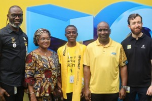 MTN Nigeria has announced 14-year-old Ademuwa Ifeoluwa of Chrisfield College, Ikorodu Lagos as its first one-day kid CEO. Ademuwa became one-day CEO after emerging winner of the maiden edition of the Lagos State Private Schools Spelling Bee Com