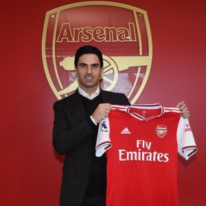 Arsenal have confirmed former Gunner and Manchester City former assistant coach, Mikel Arteta as head coach on a three and half year-contract.  The club made the announcement on their web