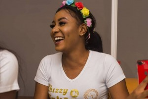 "Pictures From Chizzy Alichi Bridal Shower (See Photos) She Shared with Caption ""Bride to be. Bridal shower Thanks."""
