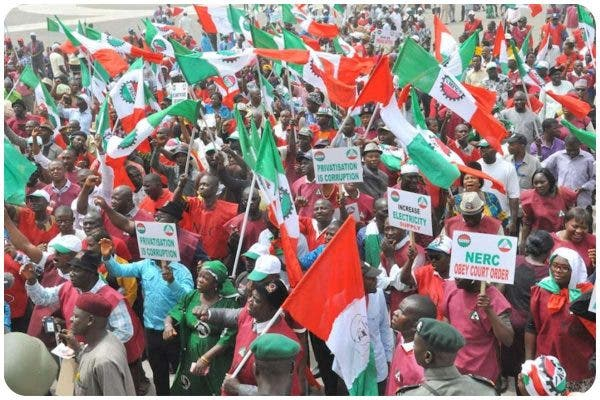 Fuel hike protest_ Industrial court stops NLC, TUC strike